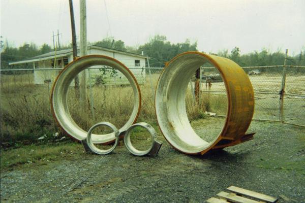 Custom Nozzle Fabrication - Pascagoula, MS